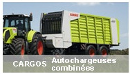 Autochargeuse Claas CARGOS