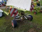 Mechanized hay rakes CLAAS LINER 650