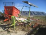 Mechanized hay rakes CLAAS LINER 430 S