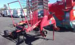 Mechanized hay rakes LELY 3,2M PORTER